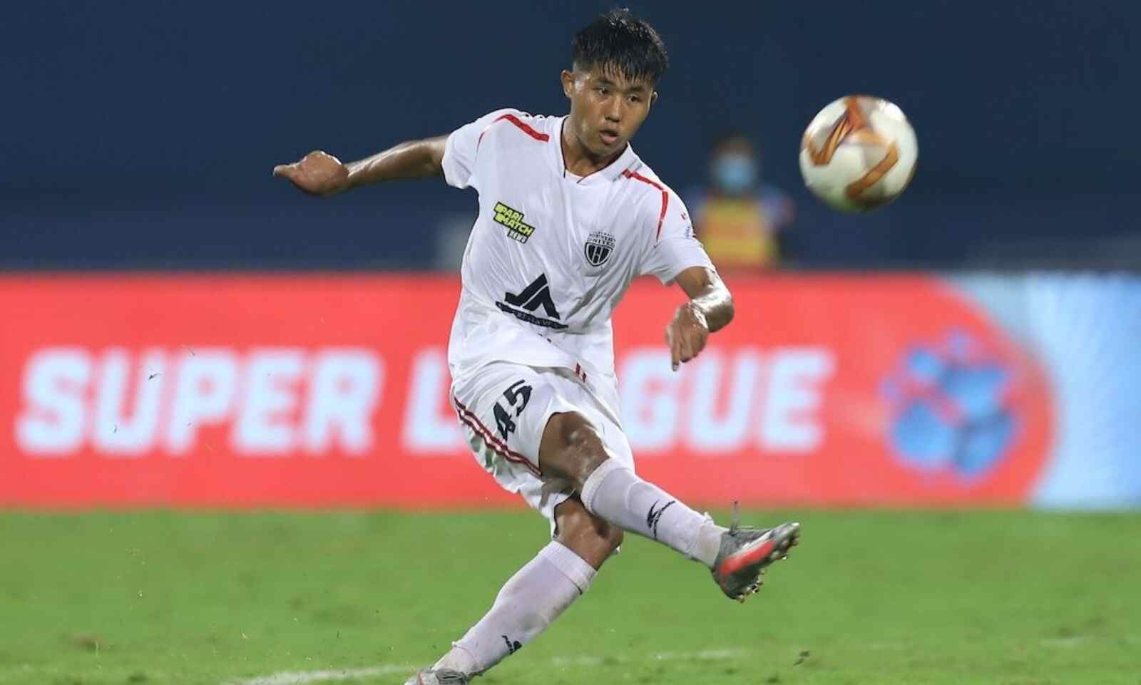 This is How India could Line up against Asian giants Qatar 1600x960 1467 lalengmawia apuia ralte in action against mumbai city fc in the isl source isl