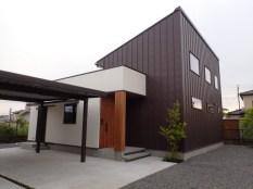 菖蒲原の家2