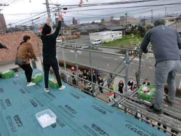 令和2年2月16日 K様邸(上川東~パッシブエアコン搭載の家~) 上棟式を開催しました♪