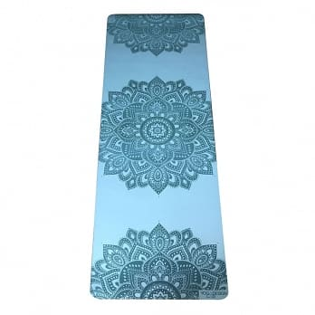 Yoga-Design-Lab】Infinity-Mat-Aqua