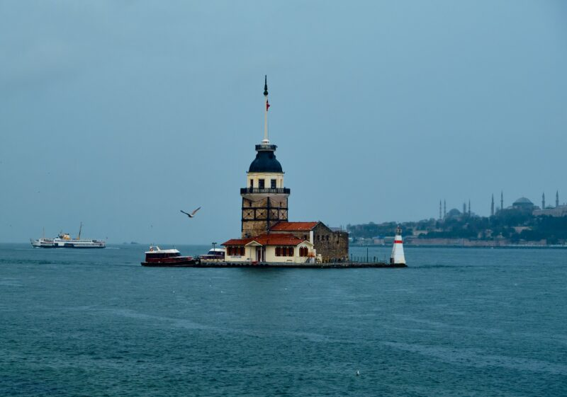 maiden-tower
