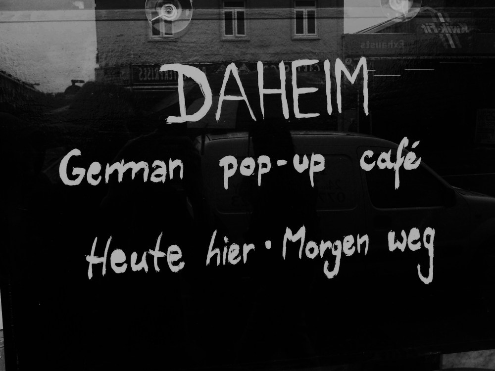 A Taste of Germany in London (2/4)
