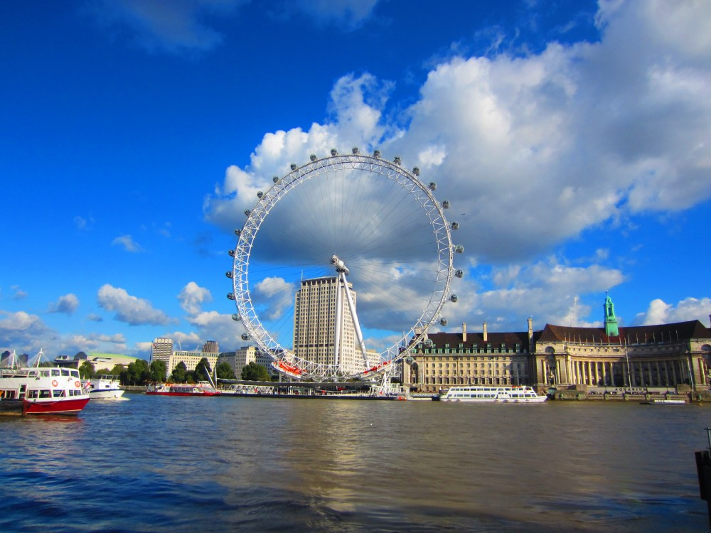 A Day on the Southbank: Wine and Cheese Festival (1/6)