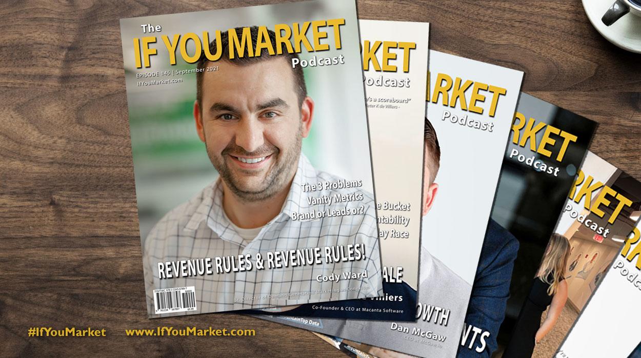 If You Market Podcast - Cody Ward