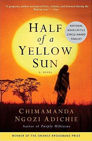 Half of a Yellow Sun by Chimamanda Adichie