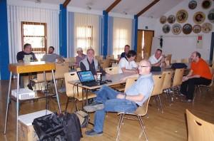 Treffen der RG Südbayern im Oktober 2013