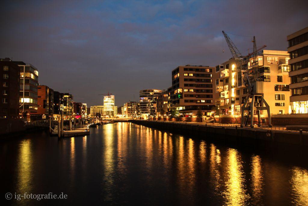 Fotografieren in Hamburg: Fototipp Speicherstadt