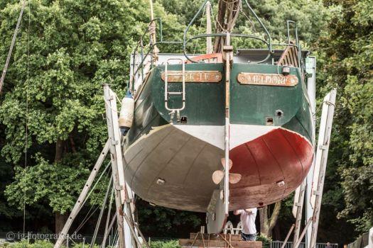 Fotoreportage: Merles Boot Arkje