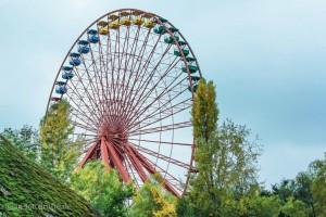 Riesenrad Spreepark: Fotolocations, Foto-Spots und Foto-Orte in Berlin
