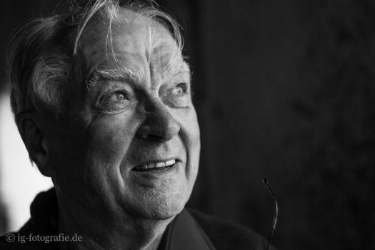 Schwarzweiss-Portrait-Fotografie