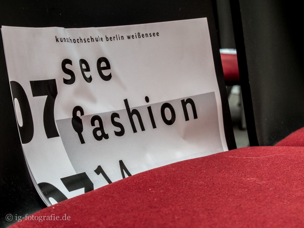 seefashion 2014 - fashion week berlin 2014