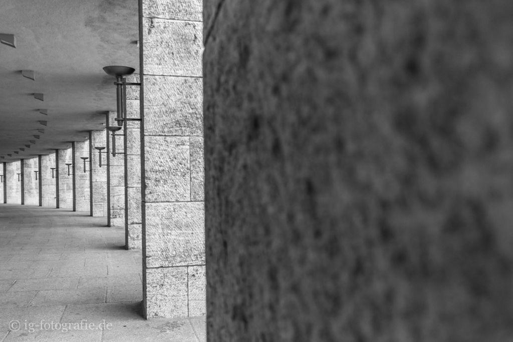 Olympia Stadion Berlin Architektur fotografieren
