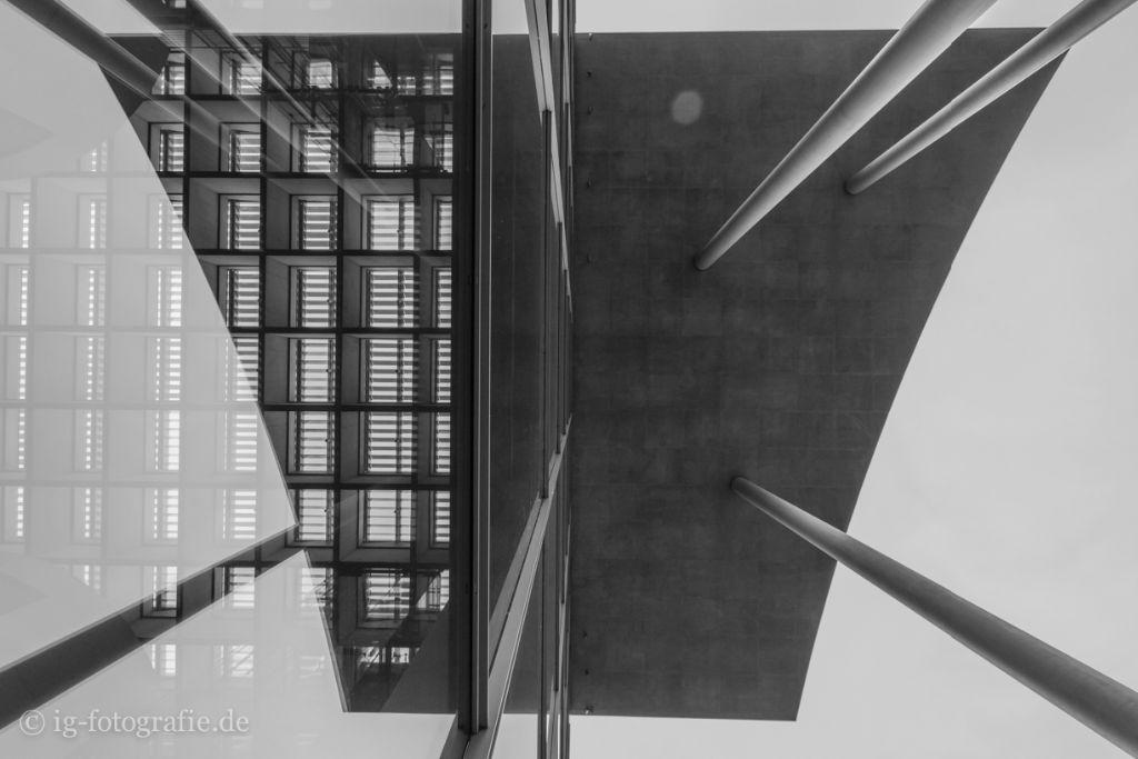 Paul Löbe Haus - Architektur fotografieren in Berlin