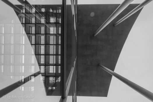 Paul Löbe Haus - Architektur fotografieren in Berlin
