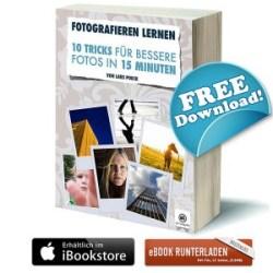Fotografieren lernen - E-Book gratis