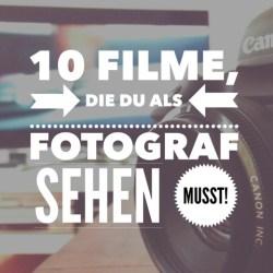 Filmtipps für Fotografen
