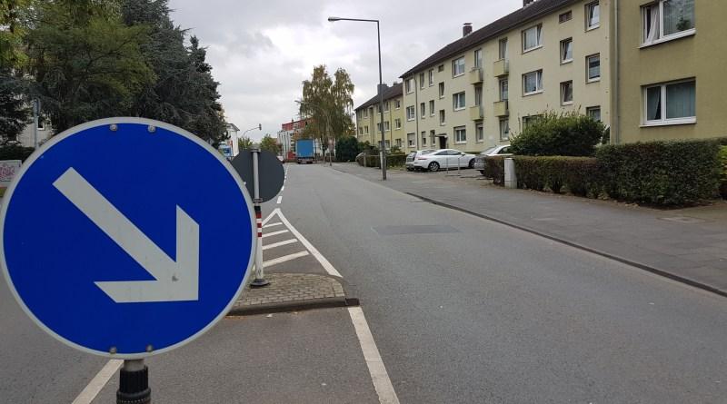 Rennstrecke Grembergerstrasse
