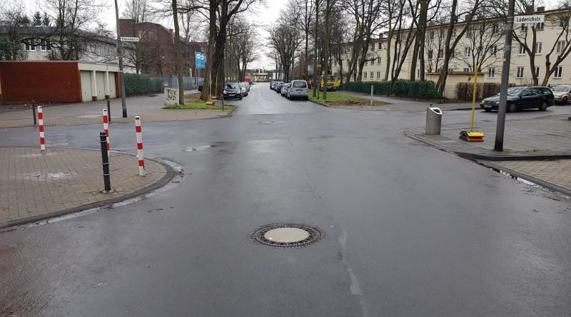 Verkehrssituation in Humboldt-Gremberg