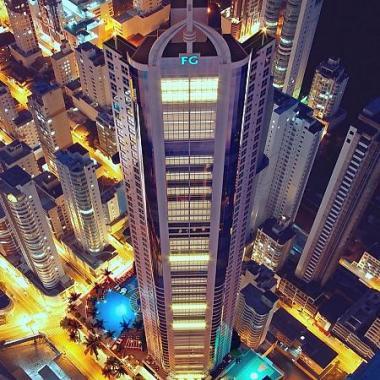 Apartamento à Venda - Infinity Coast - Melhor preço entre em contato FG Empreendimentos- Balneário Camboriú