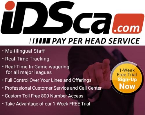Idsca com Sportsbook Pay Per Head Review • iGamblingNow
