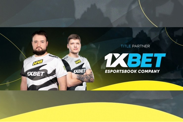 1xBet becomes the title partner of NAVI