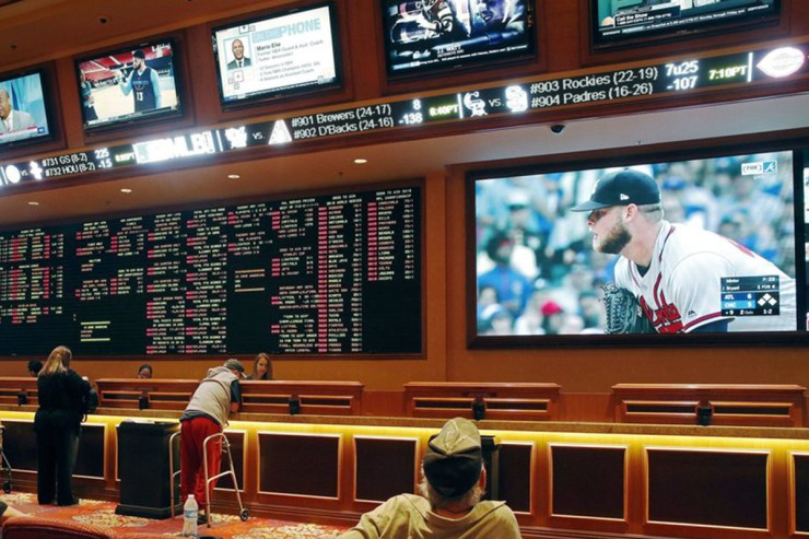 Maine Gov. Janet Mills Vetoes Sports Betting Bill
