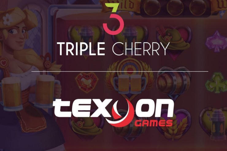 Triple Cherry Signs Content Partnership with Texyon Games
