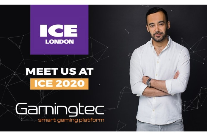 Gamingtec attends ICE London 2020
