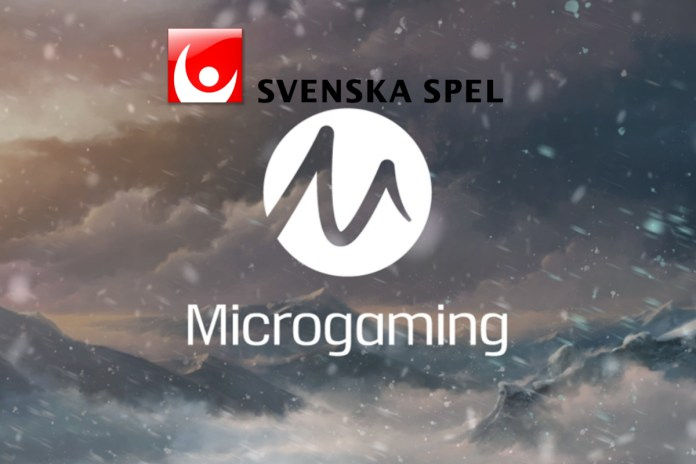 Microgaming's content live with Svenska Spel Sport & Casino in Sweden