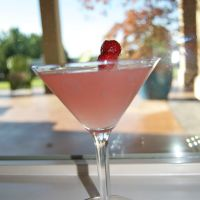 Friday Favorite: Rhubarbtinis for celebrating...Summer of course!