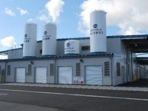東北エア・ウォーター 秋田ガスセンター