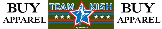 Buy Team Kish Apparel Justine Kish Felice Herrig UFC OKC