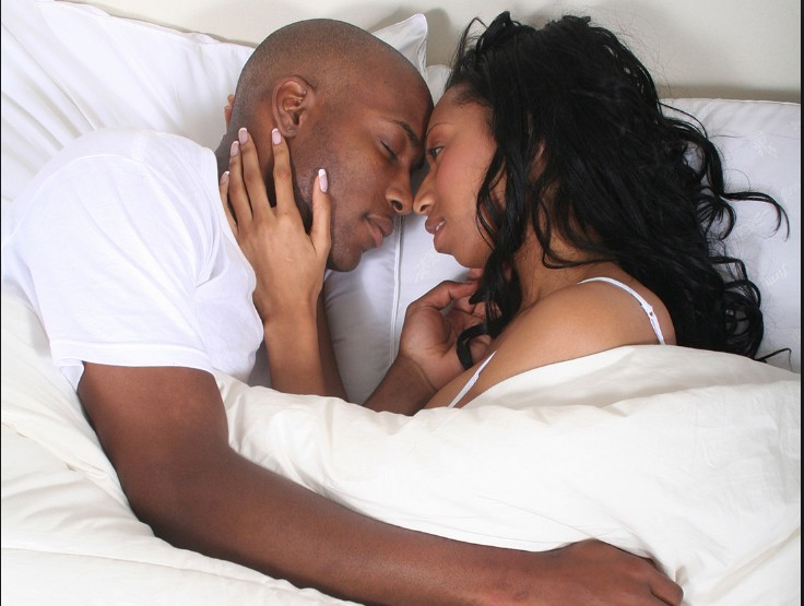 "couple in bed - ""How My Husband Stopped Quick Ej@culation & Watery Sperm With Bitter Kola & Watermelon"" – Excited Woman"