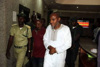Image result for Okorocha calls for release of Nnamdi Kanu