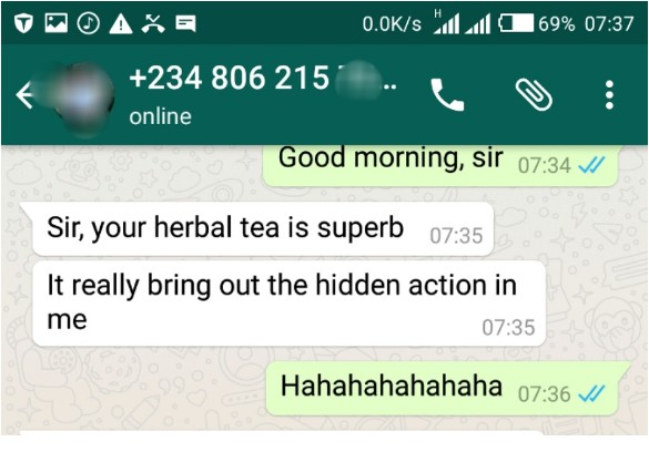 "herbal tea c2333343344344 - ""How My Husband Stopped Quick Ej@culation & Watery Sperm With Bitter Kola & Watermelon"" – Excited Woman"