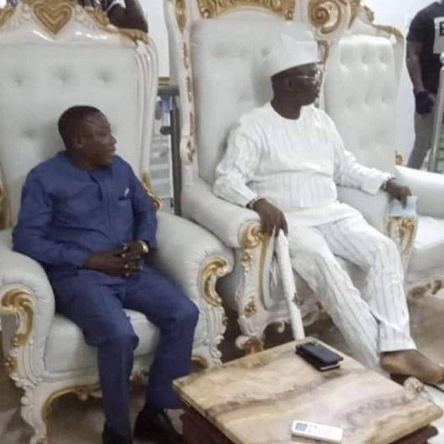 Sunday Igboho of Oyo State