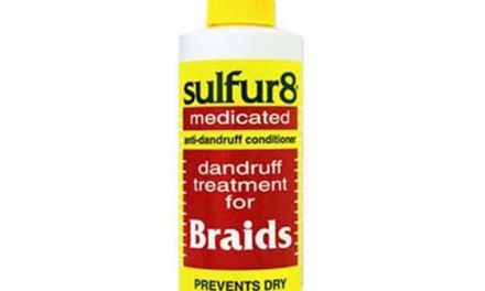 Sulphur 8 Medicated Braids Spray