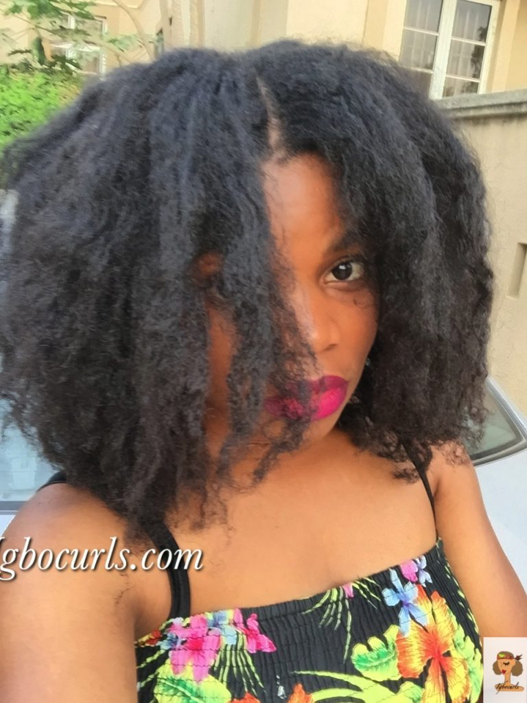 How To Retain Stretched Natural Hair