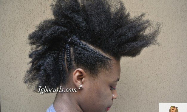 Hairstyle Inspiration for Dancers with Natural Hair