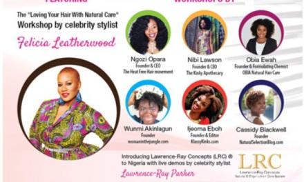 The Nigerian Hair & Beauty Show 2015 Recap