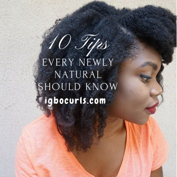 10-Tips-Every-Newly-Natural-Should-Know1 Tips & Tricks