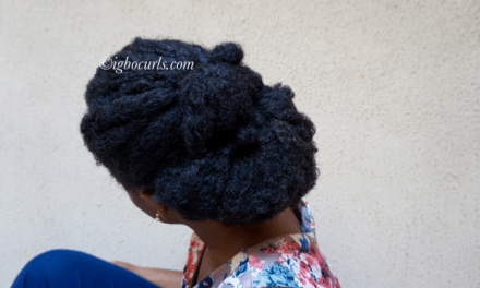 Wedding Hair Inspiration for Natural Hair