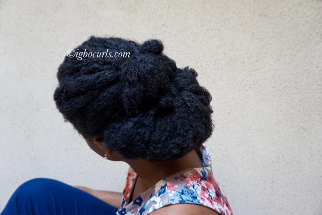 Wedding Hair Inspiration for Natural Hair