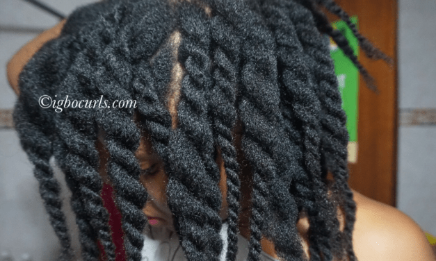 10 Tips To Help Prepare Natural Hair for Protectivestyles