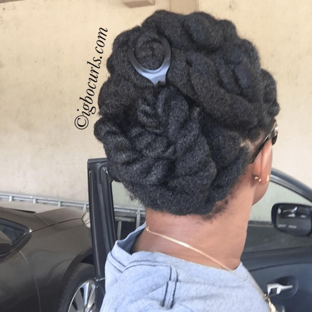 IMG_9845 3 Stylish Ways to wear your Chunky Twists