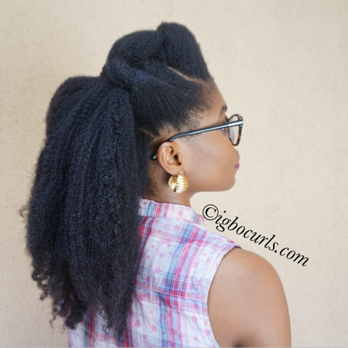 11 Reasons Why Your Natural Hair Is Not Growing
