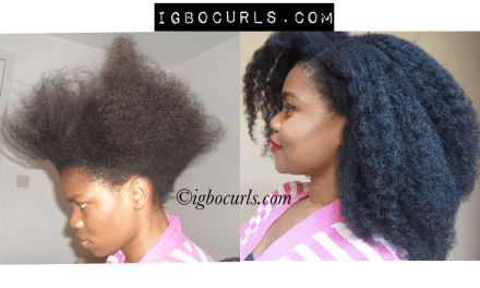 How I went from Severely Damaged Hair To Healthy Natural Hair