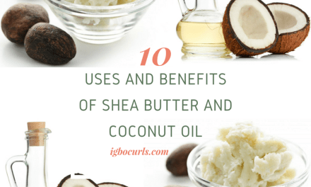 10 Benefits & Uses of Shea Butter and Coconut Oil