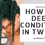 The BEST Way To DEEP CONDITION To REDUCE SHRINKAGE