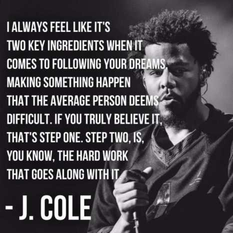J Cole Song Quotes Simple 48 J Cole Instagram Captions And Quotes
